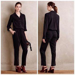 🖤 Cloth & Stone Black Jumpsuit / Medium
